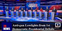Anti-gun Lowlights from 1st Democratic Presidential Debate