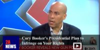 Cory Booker's Presidential Plan to Infringe on Your Rights