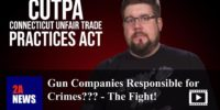 Gun Companies Responsible for Crimes??? – The Fight!