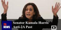 Senator Kamala Harris' Anti-2A Past