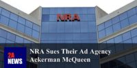 NRA Sues Their Ad Agency Ackerman McQueen