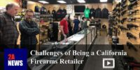 Challenges of Being a California Firearms Retailer