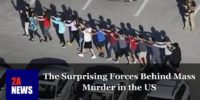 The Surprising Forces Behind Mass Murder in the US