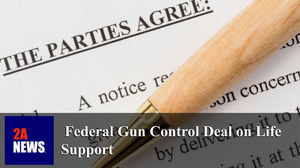 Federal Gun Control Deal on Life Support