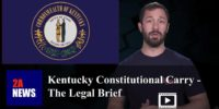 Kentucky Constitutional Carry – The Legal Brief