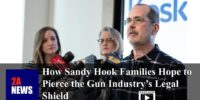 How Sandy Hook Families Hope to Pierce the Gun Industry's Legal Shield