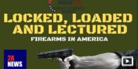 Locked, Loaded & Lectured at California State University, Sacramento