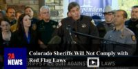 Colorado Sheriffs Will Not Comply with Red Flag Laws
