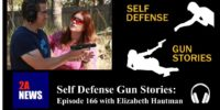 Self Defense Gun Stories: Episode 166 with Elizabeth Hautman