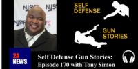 Self Defense Gun Stories: Episode 1709 with Tony Simon