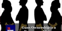Guns Ownership is a Dangerous Virtue.. and we need to defend it