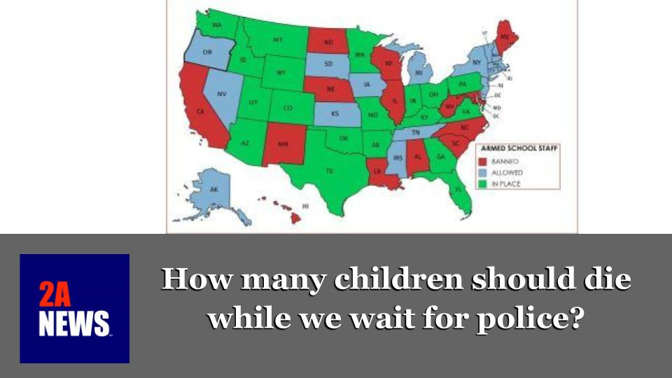 Will We Protect Our Children in School?