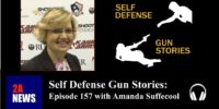 Self Defense Gun Stories: Episode 157 with Amanda Suffecool