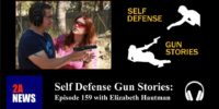 Self Defense Gun Stories: Episode 159 with Elizabeth Hautman