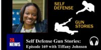 Self Defense Gun Stories: Episode 169 with Tiffany Johnson