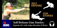 Self Defense Gun Stories: Episode 161 with Andee Reardon O'Brion