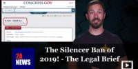 The Silencer Ban of 2019! – The Legal Brief