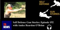 Self Defense Gun Stories: Episode 152 with Andee Reardon O'Brion