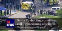 Santa Fe shooting victims say 'parents and teachers should be armed'