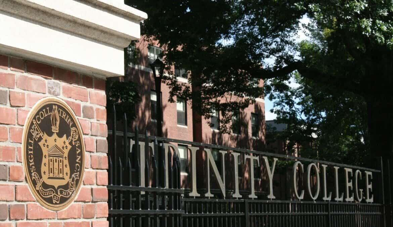 Trinity College in Hartford, CT