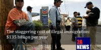The staggering cost of illegal immigration: $135 billion per year