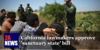 California lawmakers approve 'sanctuary state' bill