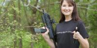 Ladies, Guns Help Us Understand You!