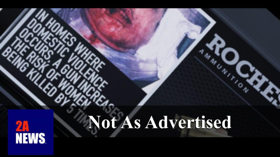 Not As Advertised