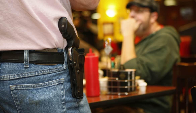 Good 'Ol Boys Arm Up: South Carolina House Approves Open Carry Bill